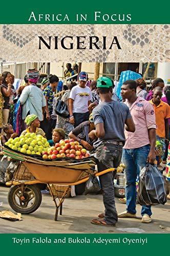 9781598849684: Nigeria (Nations in Focus)