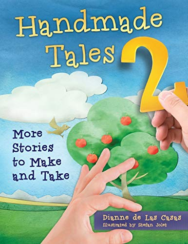 9781598849738: Handmade Tales 2: More Stories to Make and Take