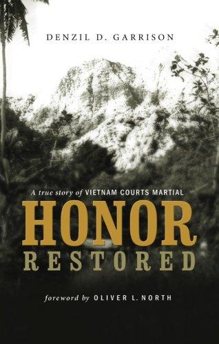 9781598864441: Honor Restored