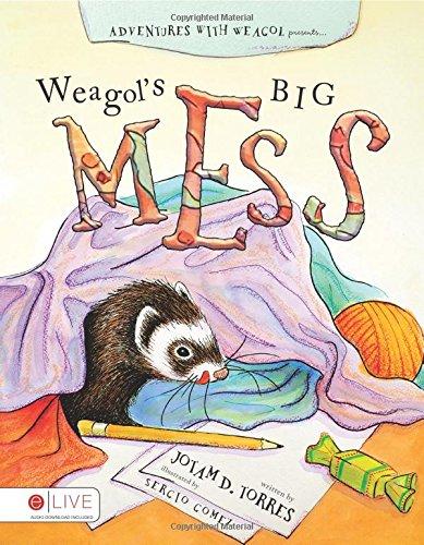 9781598867589: Weagol's Big Mess
