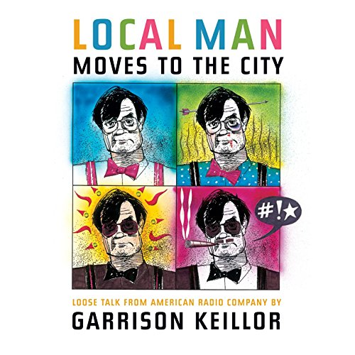 9781598870022: Local Man Moves to the City: Loose Talk from American Radio Company