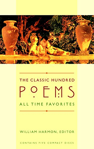 9781598875782: The Classic Hundred Poems: All-Time Favorites