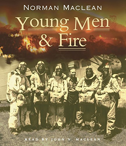 9781598875935: Young Men & Fire