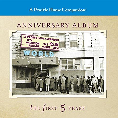 A Prairie Home Companion: Anniversary Album