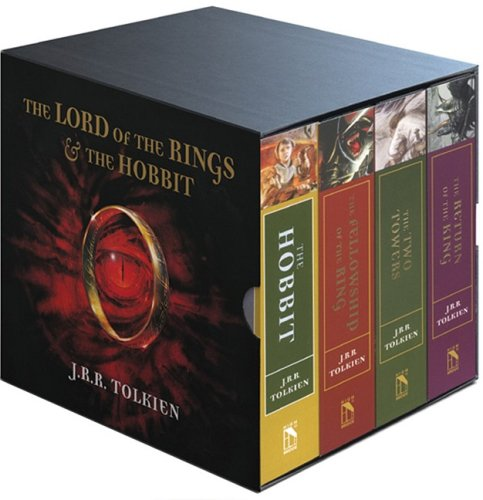 The Lord of the Rings and The Hobbit Set: Tolkien, J.R.R.