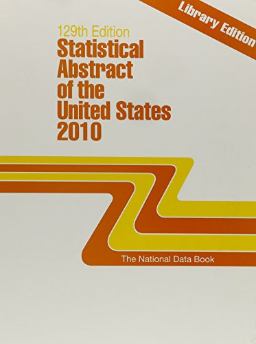 Statistical Abstract of the United States 2010: Federal Government