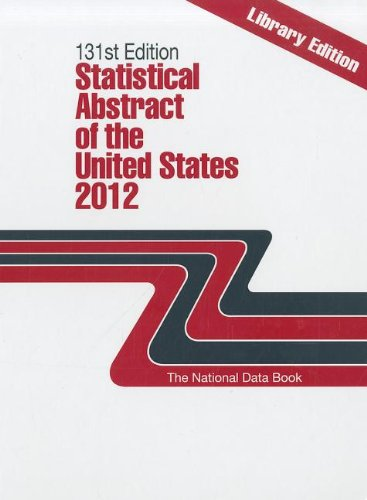 9781598885033: Statistical Abstract US 2012 (Proquest Statistical Abstract of the United States)