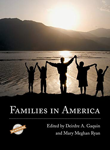 9781598887679: Families in America (County and City Extra Series)