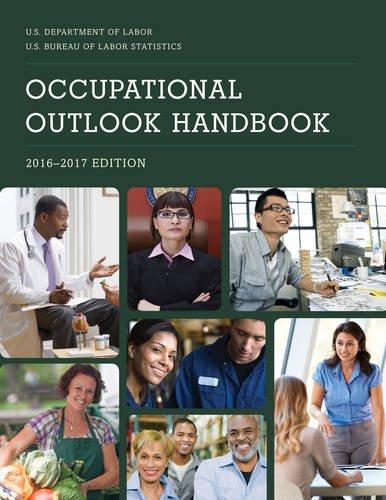 9781598888140: Occupational Outlook Handbook, 2016-2017