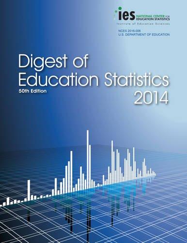 Digest of Education Statistics (Paperback): Education Department