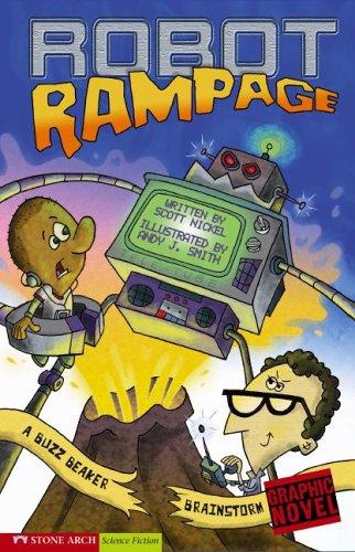 Robot Rampage: A Buzz Beaker Brainstorm (Graphic: Scott Nickel