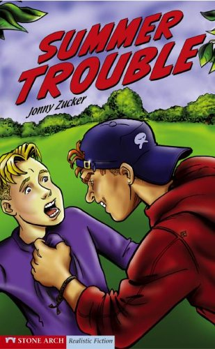 Summer Trouble (Keystone Books (Stone Arch)): Zucker, Jonny