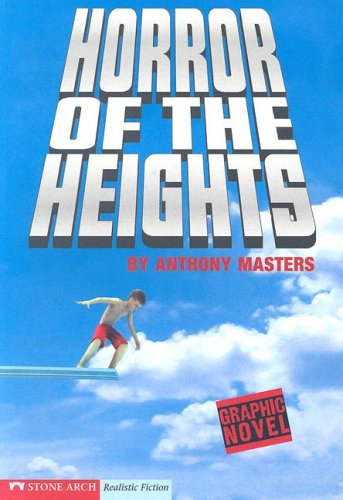 9781598891652: Horror of the Heights (Graphic Quest)