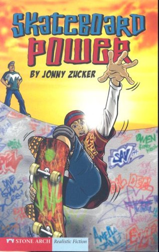 Skateboard Power (Keystone Books (Stone Arch)): Zucker, Jonny