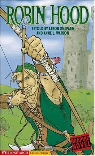 9781598892192: Robin Hood (Classic Fiction)