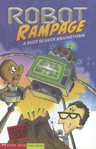 Robot Rampage: A Buzz Beaker Brainstorm (Graphic: Nickel, Scott