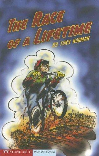 9781598892499: The Race of a Lifetime (Keystone Books)