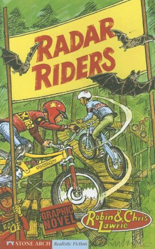 9781598892758: Radar Riders (Ridge Riders)