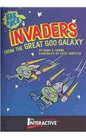9781598892932: Invaders From The Great Goo Galaxy (Eek & Ack)