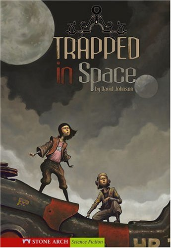 9781598893540: Trapped in Space (Shade Books)