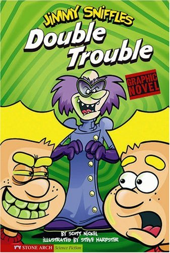 9781598894110: Double Trouble: Jimmy Sniffles (Graphic Sparks)