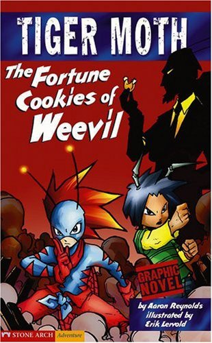 The Fortune Cookies of Weevil: Tiger Moth (Graphic Sparks): Reynolds, Aaron