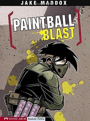 Paintball Blast (Impact Books: A Jake Maddox Sports Story): Maddox, Jake