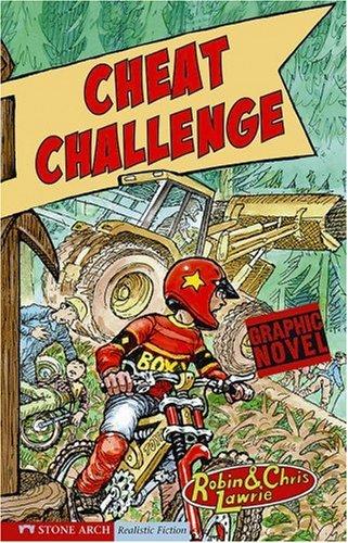 Cheat Challenge (Ridge Riders): Lawrie, Chris, Lawrie, Robin