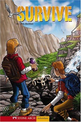 9781598898521: Survive (Keystone Books)