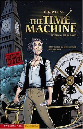 9781598898897: The Time Machine (Classic Fiction)