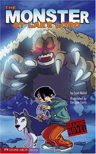 The Monster of Lake Lobo: Nickel, Scott