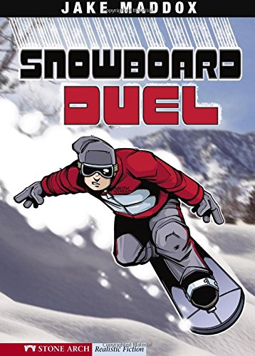 Snowboard Duel (Impact Books): Jake Maddox, Bob