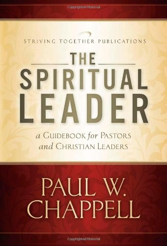 9781598940527: The Spiritual Leader: A Guidebook for Pastors and Christian Leaders