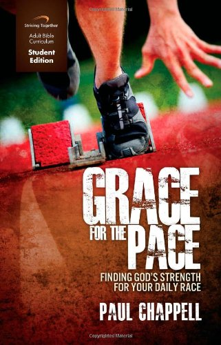 9781598940985: Grace for the Pace Curriculum (Student Edition): Finding God's Strength For Your Daily Race