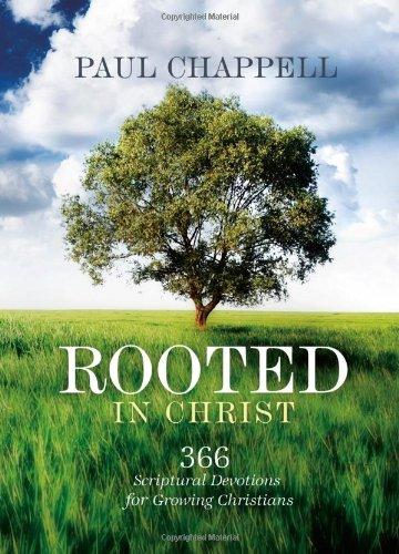 9781598942019: Rooted in Christ: 366 Scriptural Devotions for Growing Christians