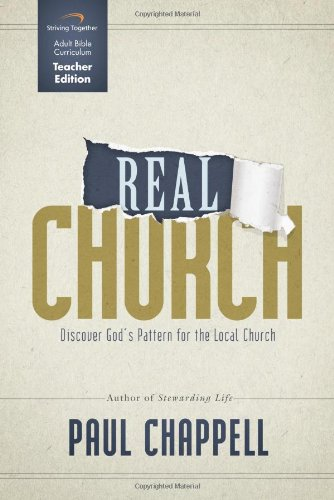 9781598942118: Real Church Curriculum (Teacher Edition): Discover God's Pattern for the Local Church