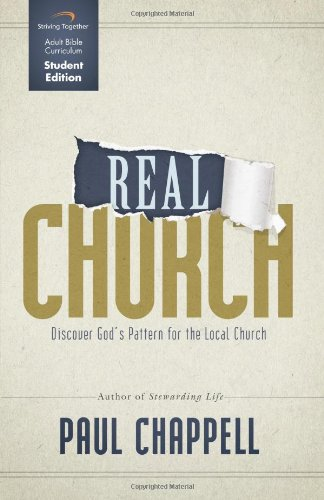 9781598942125: Real Church Curriculum (Student Edition): Discover God's Pattern for the Local Church