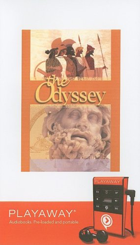 9781598951721: The Odyssey: Library Edition