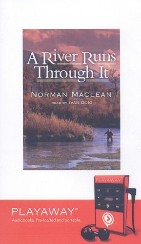 9781598952056: A River Runs Through It: Library Edition