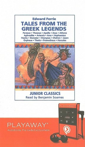Tales from Greek Legends: Library Edition (Junior Classics): Ferrie, Edward
