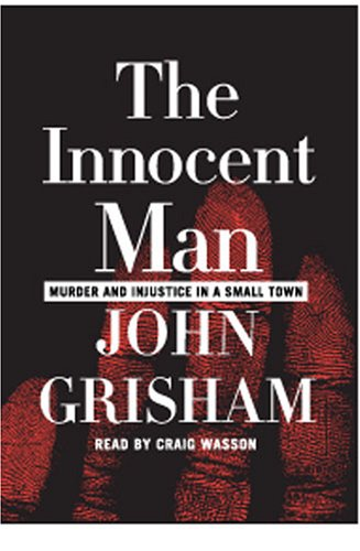 9781598953817: The Innocent Man on Playaway: Ready-To-Go Digital Audiobooks