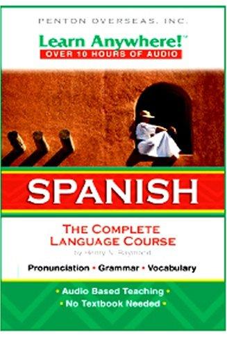 9781598954685: Learn Anywhere! Spanish (Spanish Edition)