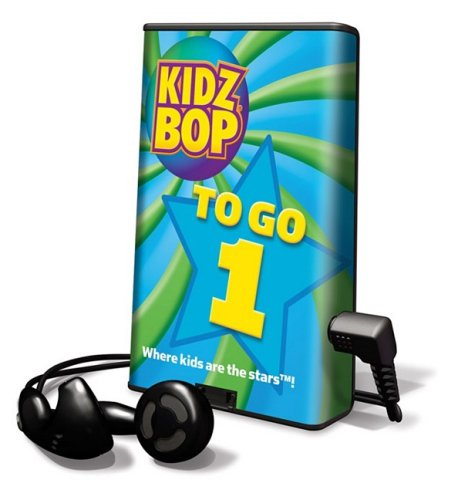 Kidz Bop to Go 1: Where Kids Are the Stars! Library Edition (1598955586) by Collection of 20 Hit Songs; Authors, Multiple