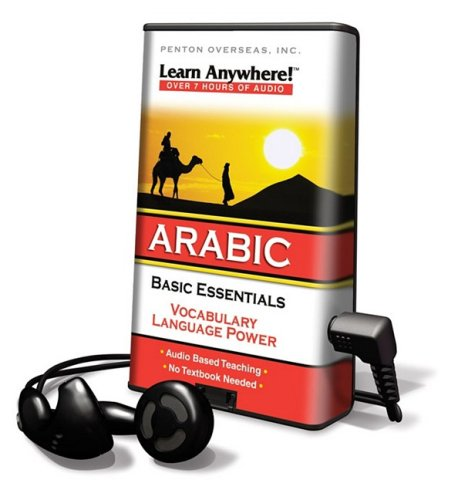 Learn Anywhere! Arabic, Basic Essentials: Library Edition