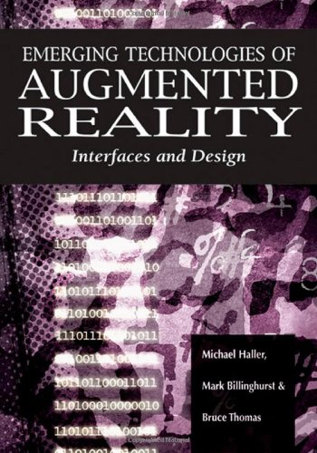9781599040677: Emerging Technologies of Augmented Reality