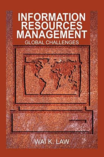 9781599041025: Information Resources Management: Global Challenges