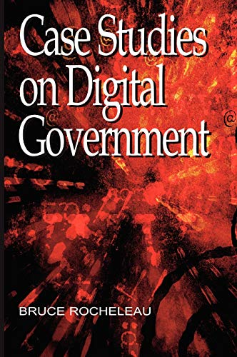 9781599041773: Case Studies on Digital Government