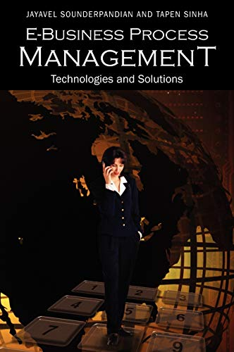 9781599042046: E-Business Process Management: Technologies and Solutions