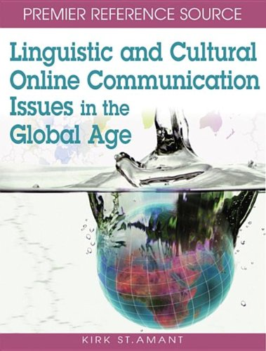 9781599042152: Linguistic and Cultural Online Communication Issues in the Global Age