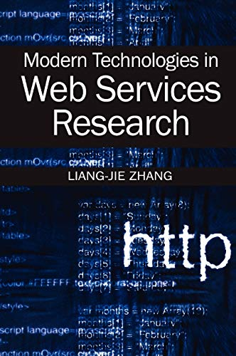 9781599042800: Modern Technologies in Web Services Research